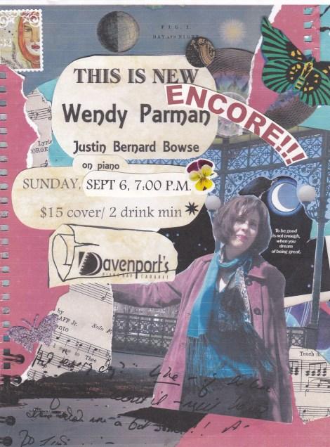 Davenport's poster 2